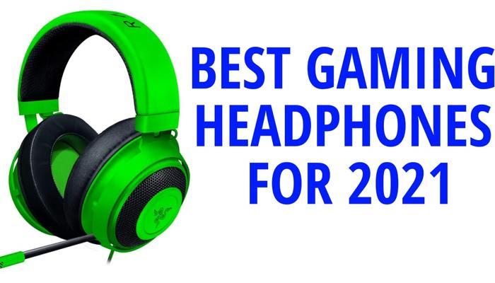 Best gaming headphones for 2021
