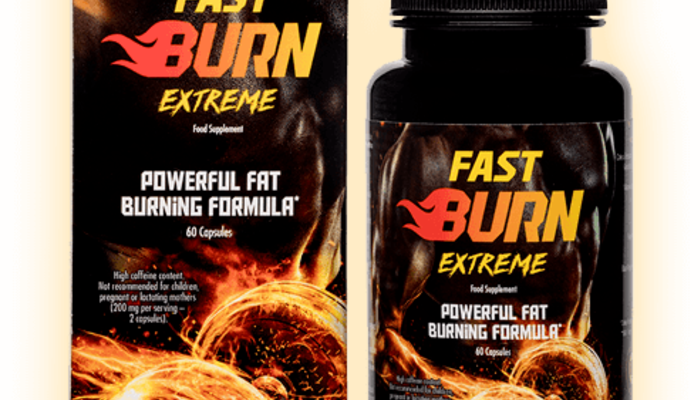 Product fast burn extreme