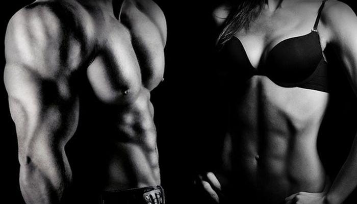 Fit lean body