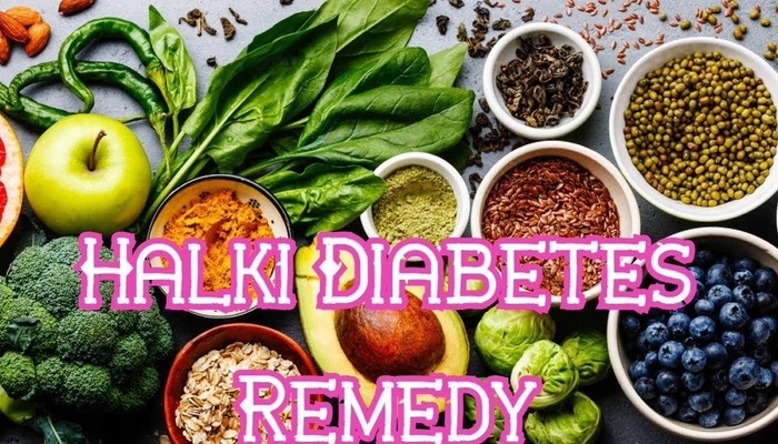 Halkidiabetesremedy