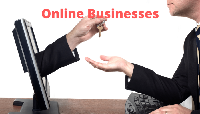 Online businesses