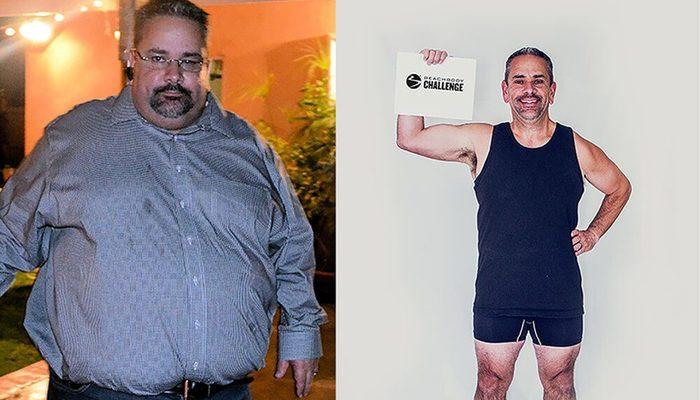 Callenge weight loss