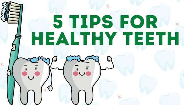 5 tips for healthy teeth  1