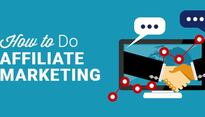 How to do affiliate marketing  1