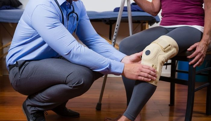 Tips for knee pain relief